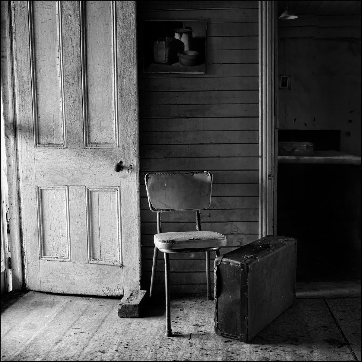 The Large Format Photograph Explained- Abandoned Farmhouse