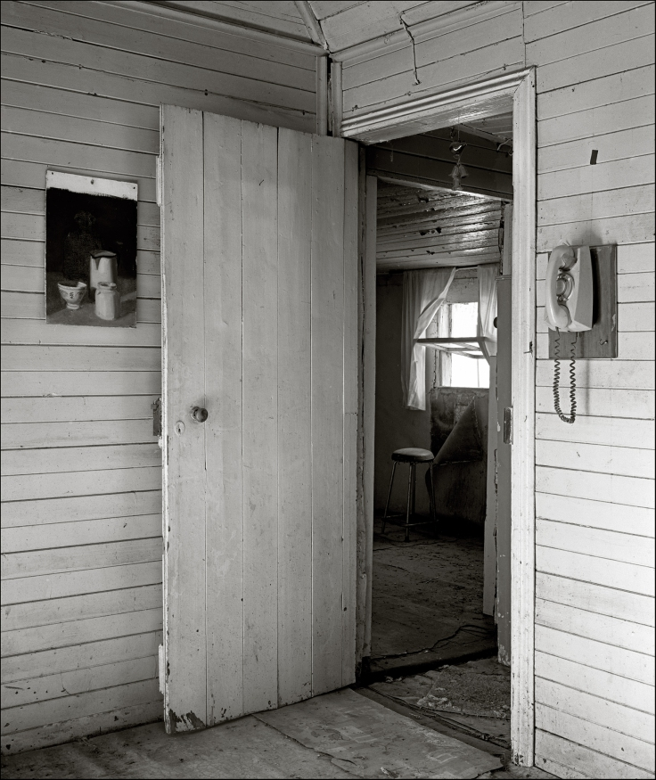 Cashen's Hut project loungeroom